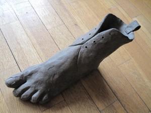 022_Je ne suis pas un pied ....